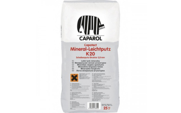 Mineral-Leichtputz-K-20