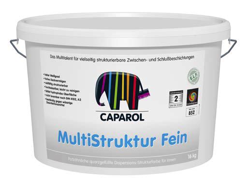 MultiStruktur Fein-Mittel-Grob