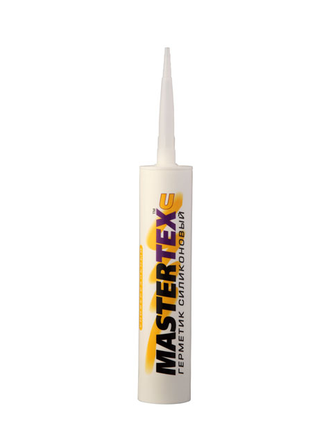 Germetik silikonovyiy universalnyiy MASTERTEX U 290 seryiy